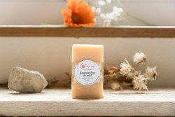 Savon naturel Gourmandise de Miel Louise Emoi